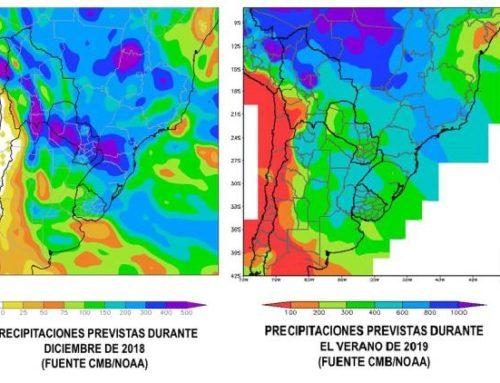 El escenario climático ya se estabilizó y favorecerá a los cultivos