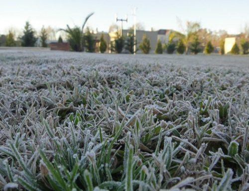 Septiembre llega con temperaturas bajo cero y posibles heladas